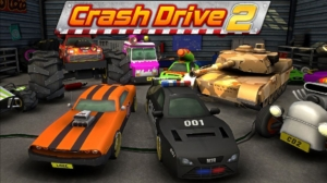 Crash Drive In Game